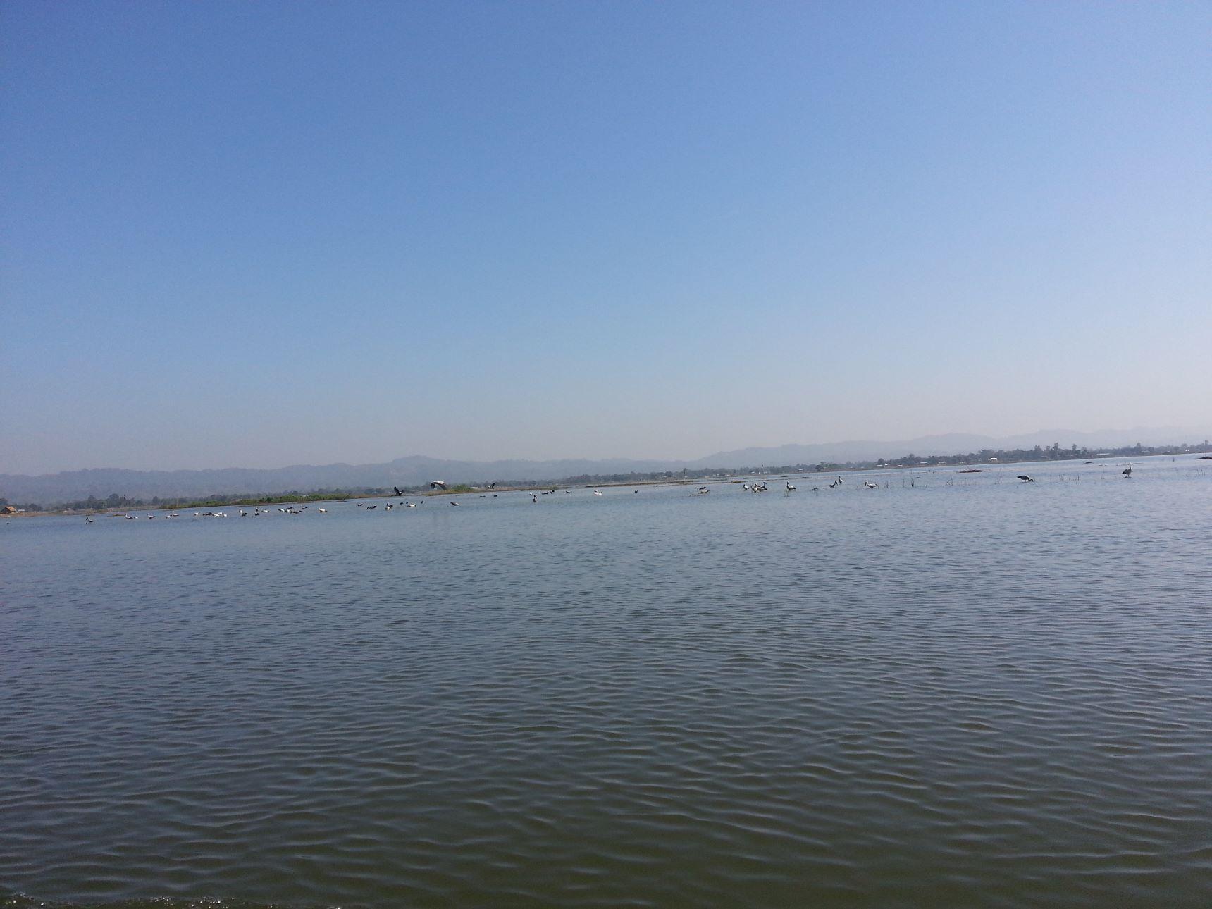 কাপ্তাই হ্রদ