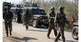 কাশ্মীরে বন্দুকযুদ্ধে পাকিস্তানি কমান্ডার নিহত