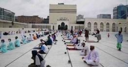 এবার মসজিদের পাশাপাশি খোলা জায়গাতেও হবে ঈদের জামাত