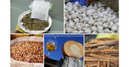 প্রাকৃতিক উপায়ে রক্তে শর্করা কমাবে যে ৭ খাবার
