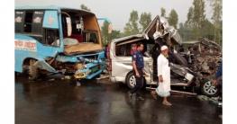সিরাজগঞ্জে সড়ক দুর্ঘটনায় মা-ছেলেসহ তিনজন নিহত