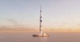 রাশিয়ায় নির্মাণ হতে যাচ্ছে বিশ্বের দ্বিতীয় উচ্চতম ভবন